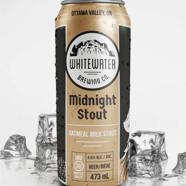 Midnight Stout Front